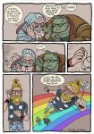 The All New, All Different , All Hipster Thor by caiooliveira