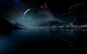 Halo Wallpaper by benny4683