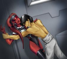 Sith Tryst by plangkye