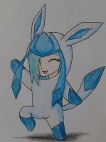 Request: Glaceon PJ's by NARUFRO93