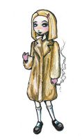 margot tenenbaum by eggiechan