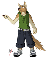 Klutcher by Xaos-Wolf