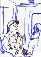 Random Fuckers on the Bus 274 by Inaimathi