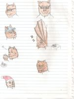 expressions 4 by Shiron66