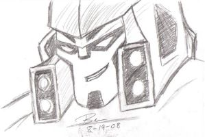 'The Allspark Is Mine...' by BenSoulstone