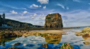 Marsden Rock by Rockin-billy