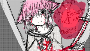 OLD: 2008 Online Persona Hikaru Emo Angst by TheRebelPhoenix