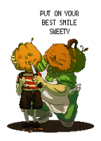 Happy Halloween - PixelArt by Yaguete