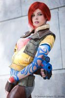 Lilith want to shoot you by K0nataChan