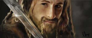 One of two halves - Fili by NicolaMichelle