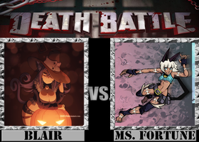 Blair VS. Ms. Fortune by Grimmjow-thesexta