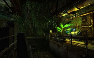 New Vegas - Vault 22 Small Lab by Shroomworks