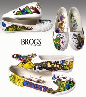 BROGSshoes - Kelsey - shoes by Brogsshoes