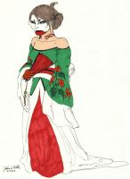 Dress Design 350 by Tribble-Industries
