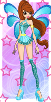 Winx: Aria Celtix by DragonShinyFlame