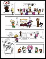 The Chibi Candy Caper pg3 by Iam4ever