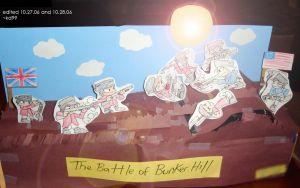 The Battle of Chibi Hill by kd99