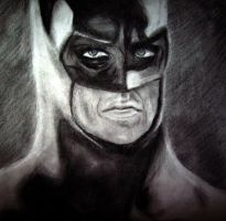 Batman - Michael Keaton by lizzib7292