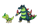 Please ignore - will delete - Sprites by Zerudez by Kyle-Dove