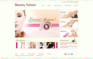 Beauty Saloon by: deviant-bach by WebMagic