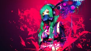 WallPaper Gumi by OrnithoCore by OrnithoCore