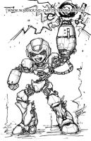 MEGAMAN INKS 022012 by Warhound-CMP