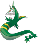 Serperior v.2 by Xous54
