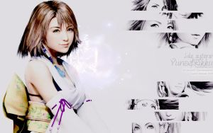 Yuna:: for thalia by MemmyRawr