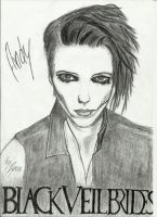 Andy Biersack by Zyou5