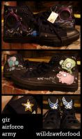 GIR Shoes by willdrawforfood