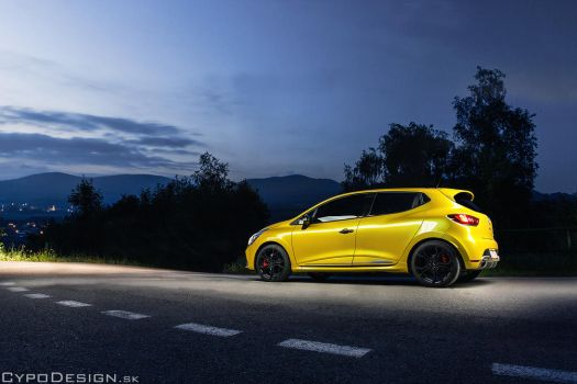 Renault Clio RS by CypoDesign
