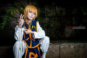 Kurapika - Hunter x Hunter by riskbreaker