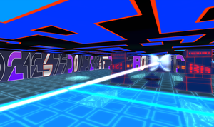 Tron 80's Style Build Second Life image 7 by Maiamimo