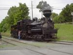 Cass Scenic Railroad by kermat13