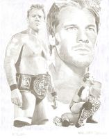 Chris Jericho by eazy101