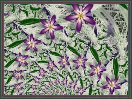Lace and Violets - RR 2010 by Shadoweddancer