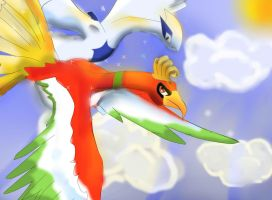 In harmony by ArcaFelidae