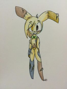 PlushTrap(updated) by Pinkdolphin147