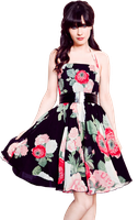 Zooey Deschanel PNG by MissweetyPS