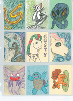ATCs for SkyPinPony by ringwraith10