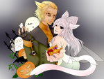 Happy Halloween 2014  By Yuleth by Nairuna