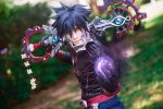 Give into the darkness - Vanitas Cosplay by NipahCos