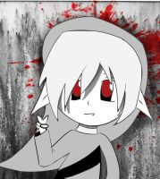 Chibi Ben Drowned by reigninginsanity
