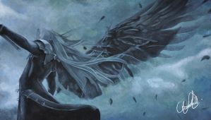 Sephiroth by sofear