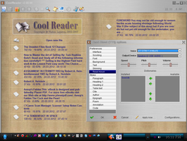 Win7 Ebook Player Text To Speech Updated Support by ZombieGroundSquirrel