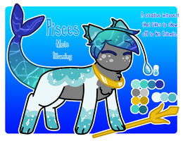 Reference | Pisces by mavinsay
