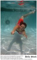 Esther Williams Wannabe.7 by Della-Stock