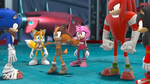 Sonic Boom characters by GothNebula