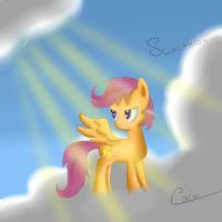 I'll fly higher by rabidsonic220