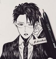 Levi ~ by divs-chan